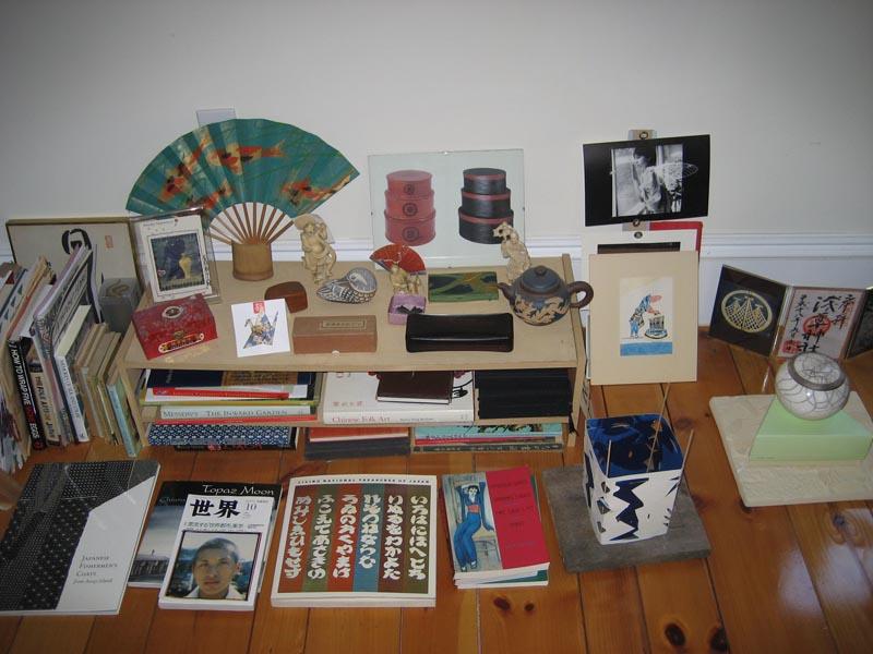 Studio Japanese corner